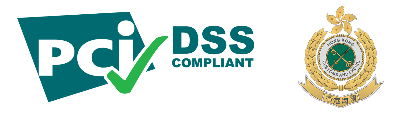 PCI-DSS and HKCED Logo