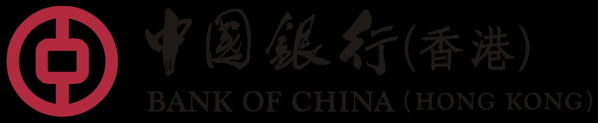 Bank of China (Hong Kong) Logo